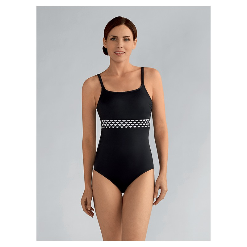 the cheapest release info on look for Maillot de bain Amoena -1 pièce - Cocos